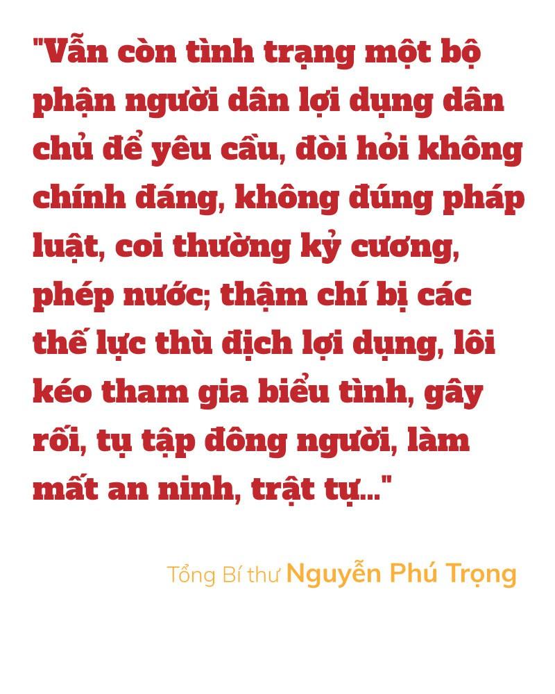 say2 1531801612388496604177 - Tổng Bí thư Nguyễn Phú Trọng nói về dân chủ cơ sở