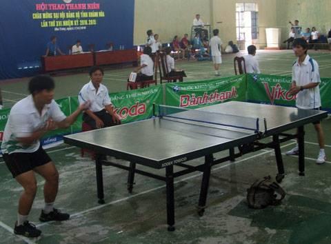 images dscf8599 2 - Hội thao Thanh niên Đoàn khối doanh nghiệp Tỉnh năm 2010: Hơn 200 vận động viên tham gia
