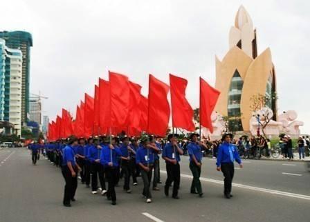images dieuhanh dieu hanh 2632011 1 - Lễ kỷ niệm 80 năm thành lập Đoàn TNCS Hồ Chí Minh và tuyên dương 80 Bí thư cơ sở Đoàn xuất  sắc