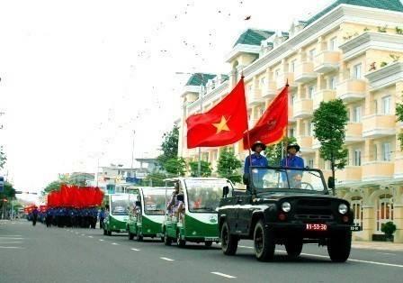 images dieuhanh dieu hanh 2632011 3 - Lễ kỷ niệm 80 năm thành lập Đoàn TNCS Hồ Chí Minh và tuyên dương 80 Bí thư cơ sở Đoàn xuất  sắc