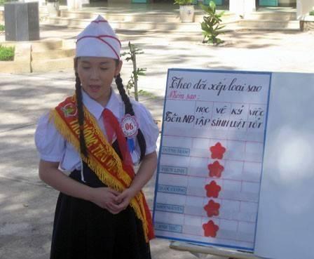 images hoithiphutrachsaogioi2011 hoi thi phu trach sao gioi 2011 4 - Hội thi Phụ trách sao giỏi năm học 2010 - 2011: Hội đồng Đội thị xã Ninh Hòa đoạt giải nhất toàn đoàn