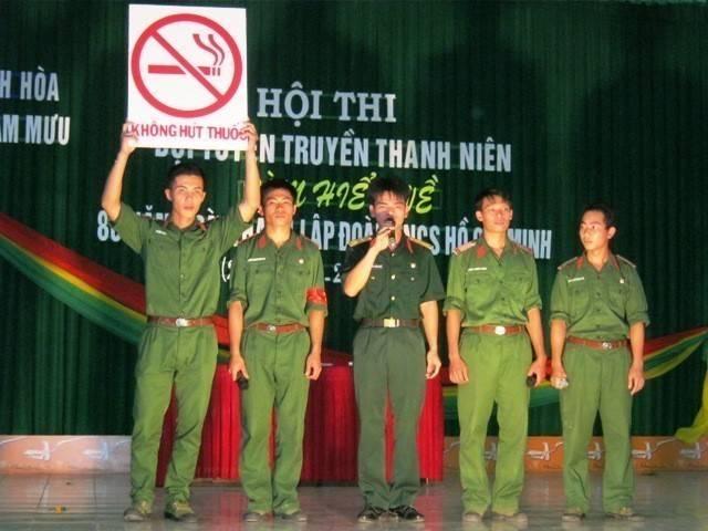 images img 0190 - Khánh Hòa: nhiều hoạt động kỷ niệm 80 năm ngày thành lập Đoàn TNCS Hồ Chí Minh.