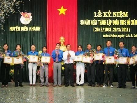images img 0219 - Khánh Hòa: nhiều hoạt động kỷ niệm 80 năm ngày thành lập Đoàn TNCS Hồ Chí Minh.
