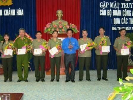 images img 0334 - Khánh Hòa: nhiều hoạt động kỷ niệm 80 năm ngày thành lập Đoàn TNCS Hồ Chí Minh.