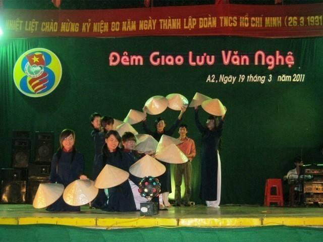 images tiet muc giao luu van nghe A2 - Khánh Hòa: nhiều hoạt động kỷ niệm 80 năm ngày thành lập Đoàn TNCS Hồ Chí Minh.