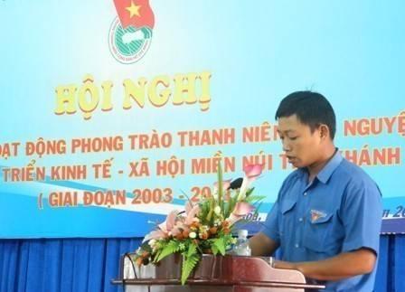 images_tntn-2003-2011-1 Tổ chức hội nghị đánh giá hoạt động phong trào Thanh niên tình nguyện tham gia xây dựng và phát triển kinh tế - xã hội miền núi giai đoạn 2003 - 2011.