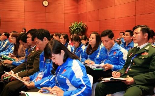 2 2 1 - Toàn cảnh 10 trung tâm thảo luận Đại hội đại biểu Đoàn TNCS Hồ Chí Minh toàn quốc lần thứ X