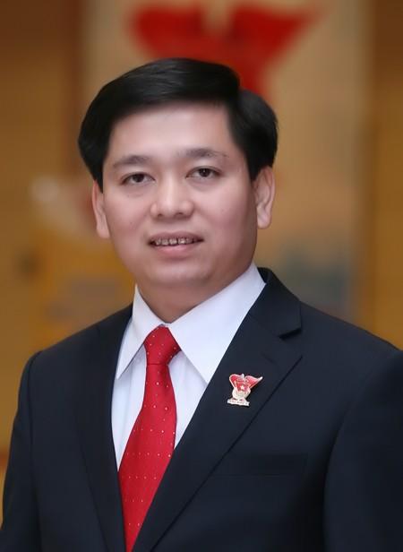 LH 1 - Đồng chí Nguyễn Đắc Vinh tái đắc cử Bí thư thứ nhất Ban chấp hành Trung ương Đoàn khóa X