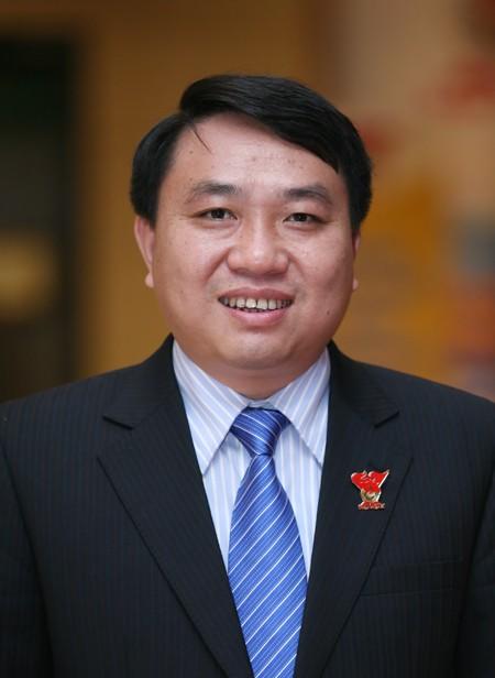 NMD 1 - Đồng chí Nguyễn Đắc Vinh tái đắc cử Bí thư thứ nhất Ban chấp hành Trung ương Đoàn khóa X
