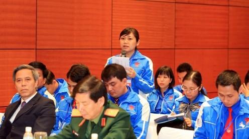 TT1 2 1 - Toàn cảnh 10 trung tâm thảo luận Đại hội đại biểu Đoàn TNCS Hồ Chí Minh toàn quốc lần thứ X
