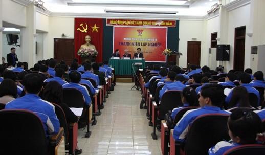 TT209.128129 1 - Toàn cảnh 10 trung tâm thảo luận Đại hội đại biểu Đoàn TNCS Hồ Chí Minh toàn quốc lần thứ X
