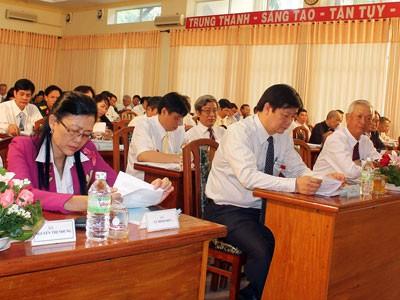 images793792 HDND - HĐND tỉnh Khánh Hòa khóa V khai mạc kỳ họp thứ 5