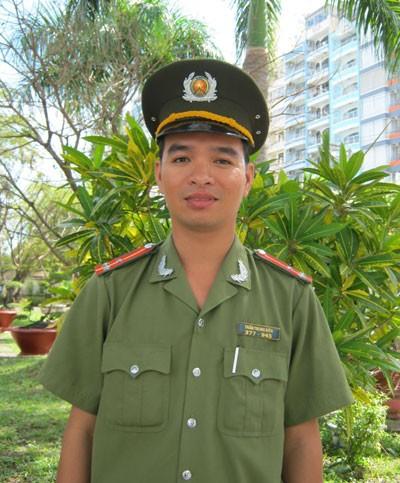Chị Võ Thị Hải Yến - Bí thư Đoàn phường Ngọc Hiệp (TP. Nha Trang)