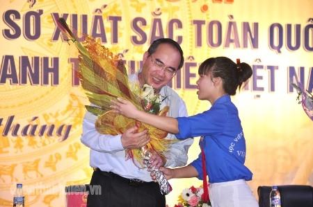 DSC059328129 1 - Phó Thủ tướng Chính phủ Nguyễn Thiện nhân gặp gỡ, đối thoại với 82 cán bộ Đoàn cơ sở xuất sắc toàn quốc