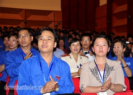 DSC059628129 1 - Phó Thủ tướng Chính phủ Nguyễn Thiện nhân gặp gỡ, đối thoại với 82 cán bộ Đoàn cơ sở xuất sắc toàn quốc