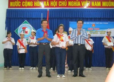 images821553 nha trang - Hội đồng Đội TP. Nha Trang: Tổ chức thi Chỉ huy Đội giỏi