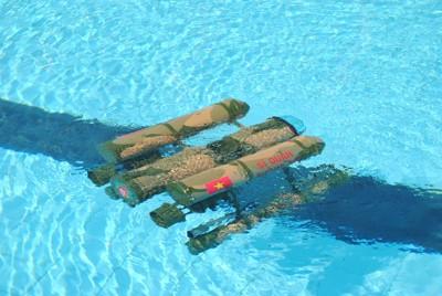 Với khả năng trinh sát, khảo sát ở những vùng nước sâu, Yết Kiêu-01 có thể phát triển ứng dụng trong quốc phòng và kinh tế biển