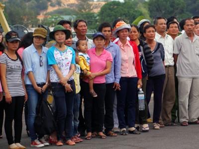images851110 ts2 1 - Nhiều hộ dân, công chức ra Trường Sa công tác và định cư lâu dài
