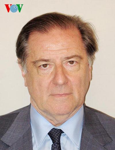 Mr Blanchemaison 1 - Việt-Pháp hội đủ điều kiện trở thành Đối tác chiến lược