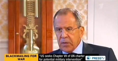 Nga tố phương Tây lạm dụng thỏa thuận vũ khí hóa học Syria