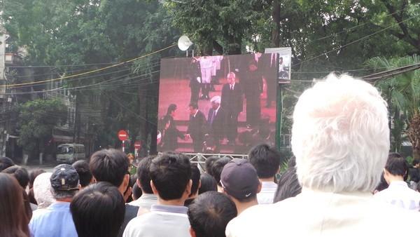 20131012075812 - Lễ quốc tang Đại tướng Võ Nguyên Giáp