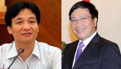 388559 425 1 - Chính phủ đề xuất bổ nhiệm hai Phó Thủ tướng mới