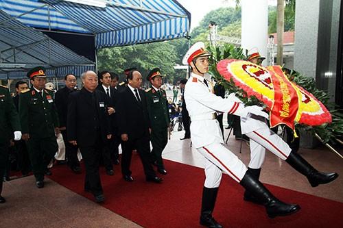 5823358320131012064820906 - Lễ quốc tang Đại tướng Võ Nguyên Giáp