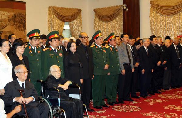 HCMC 2 - Lễ quốc tang Đại tướng Võ Nguyên Giáp