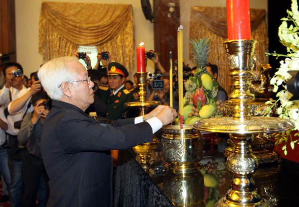 Le Hong Quan 2 - Lễ quốc tang Đại tướng Võ Nguyên Giáp