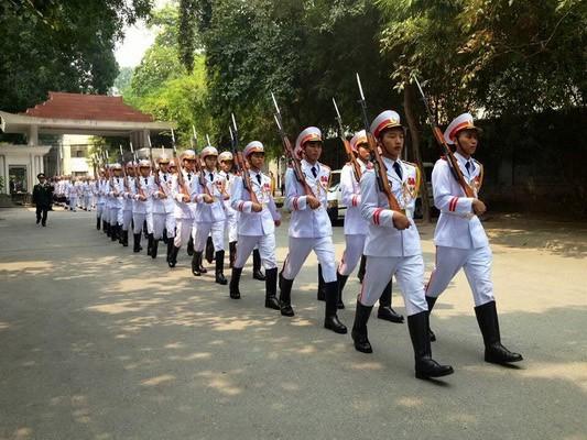 danh du 1 - Lễ quốc tang Đại tướng Võ Nguyên Giáp