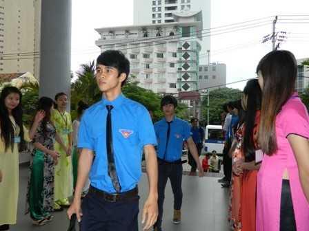 images dh hsv 2013 21 - Đồng chí Nguyễn Văn Nhuận được tái chọn cử giữ chức danh Chủ tịch Hội Sinh viên Việt Nam tỉnh Khánh Hòa khóa II (2013 - 2018)