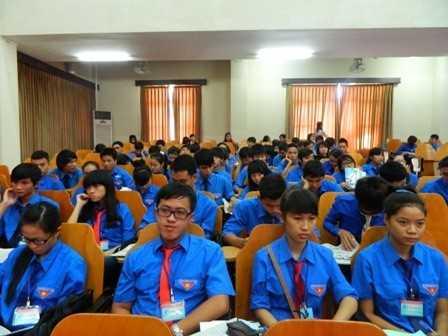 images dh hsv 2013 31 - Đồng chí Nguyễn Văn Nhuận được tái chọn cử giữ chức danh Chủ tịch Hội Sinh viên Việt Nam tỉnh Khánh Hòa khóa II (2013 - 2018)