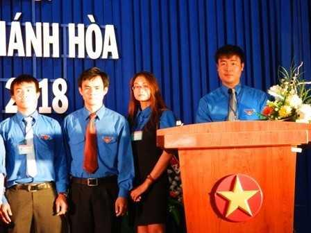 images dh hsv 2013 36 - Đồng chí Nguyễn Văn Nhuận được tái chọn cử giữ chức danh Chủ tịch Hội Sinh viên Việt Nam tỉnh Khánh Hòa khóa II (2013 - 2018)