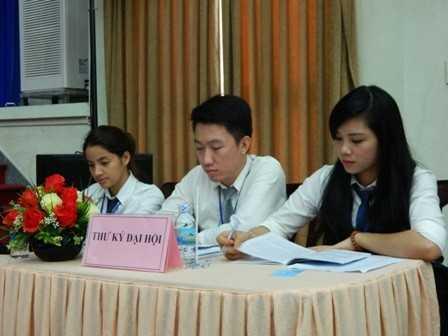 images dh hsv 2013 5 - Đại hội Hội Sinh viên Việt Nam tỉnh Khánh Hòa lần thứ II, nhiệm kỳ 2013 - 2018, phiên thứ nhất