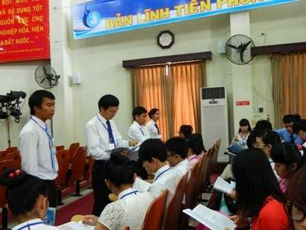 images dh hsv 2013 8 - Đại hội Hội Sinh viên Việt Nam tỉnh Khánh Hòa lần thứ II, nhiệm kỳ 2013 - 2018, phiên thứ nhất