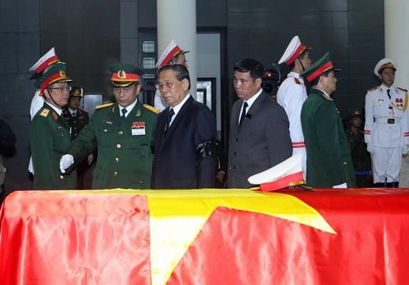 lao 2 - Lễ quốc tang Đại tướng Võ Nguyên Giáp