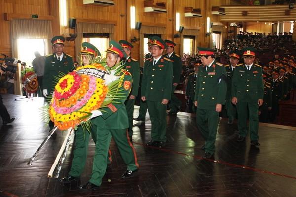 n1 1 - Lễ quốc tang Đại tướng Võ Nguyên Giáp