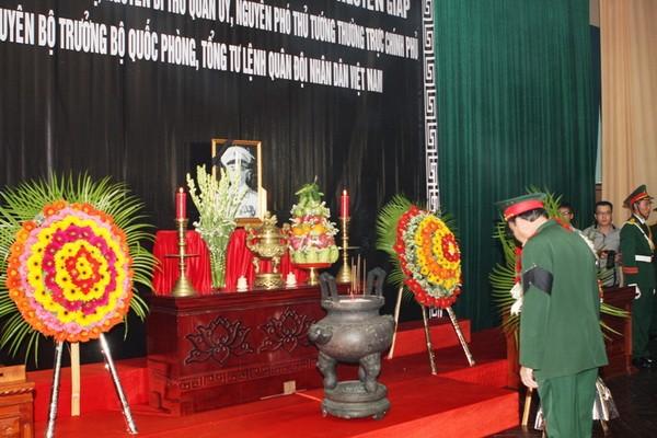 n8 2 - Lễ quốc tang Đại tướng Võ Nguyên Giáp