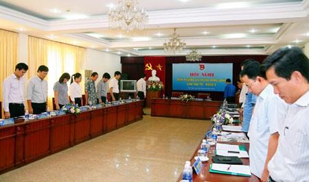 tuongniem4912 1 - Hội nghị Ban Thường vụ Trung ương Đoàn lần thứ IV, khóa X