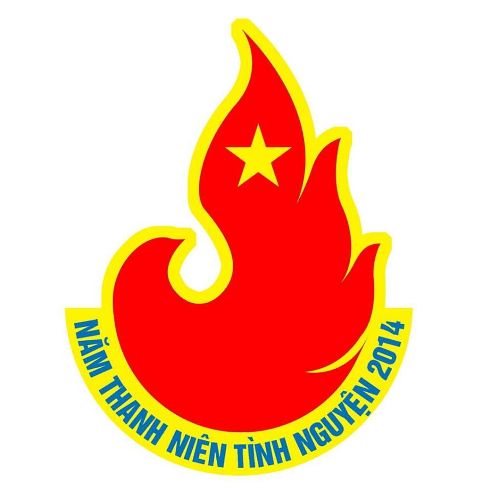 logo 1 - Thống nhất mẫu logo Năm Thanh niên tình nguyện 2014