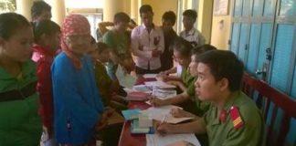 http://tinhdoankhanhhoa.org.vn - Tỉnh đoàn Khánh Hòa - Cam Ranh: Ra quân tình nguyện Tháng Thanh niên 2014