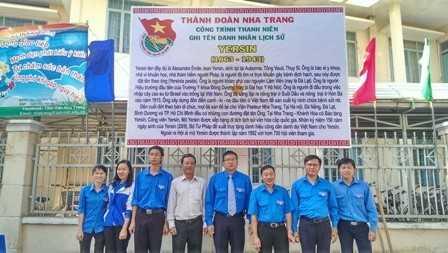 http://tinhdoankhanhhoa.org.vn - Tỉnh đoàn Khánh Hòa - Thành đoàn Nha Trang ra quân thực hiện công trình thanh niên