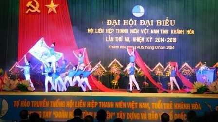 images di hoi hlhtnvn tinh lan thu 7 2 2fd64 - Đại hội Đại biểu Hội Liên hiệp thanh niên Việt Nam tỉnh Khánh Hòa lần thứ VII, nhiệm kỳ 2014 - 2019