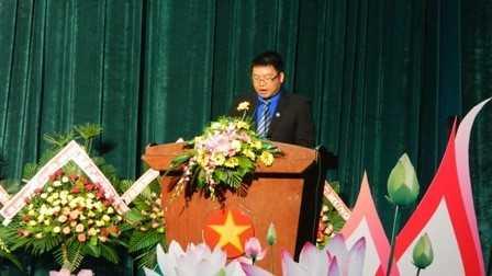 images di hoi hlhtnvn tinh lan thu 7 4 1d375 - Đại hội Đại biểu Hội Liên hiệp thanh niên Việt Nam tỉnh Khánh Hòa lần thứ VII, nhiệm kỳ 2014 - 2019