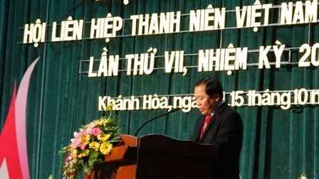 images di hoi hlhtnvn tinh lan thu 7 6 83170 - Đại hội Đại biểu Hội Liên hiệp thanh niên Việt Nam tỉnh Khánh Hòa lần thứ VII, nhiệm kỳ 2014 - 2019