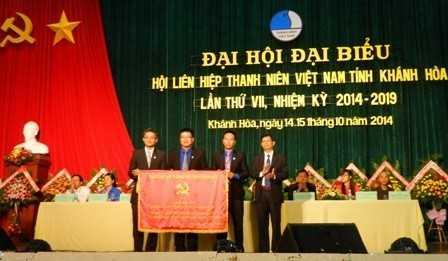 images di hoi hlhtnvn tinh lan thu 7 8 8d95b - Đại hội Đại biểu Hội Liên hiệp thanh niên Việt Nam tỉnh Khánh Hòa lần thứ VII, nhiệm kỳ 2014 - 2019