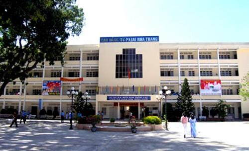 TruongCDSPNhaTrang 1310 1410950476 - Trường Đại học Khánh Hòa: Dự kiến sẽ tuyển sinh vào năm học 2015-2016