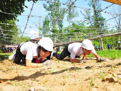 images1068607 d2 - Hội Đồng đội tỉnh công nhận chuyên hiệu rèn luyện đội viên cho 112 đội viên.