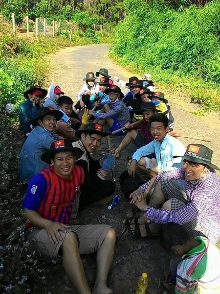 Chiến dịch Mùa hè xanh năm 2015 tại xã Sơn Hiệp - Khánh Sơn