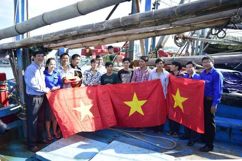 Ngày hội Thanh niên đô thị với Biển đảo quê hương